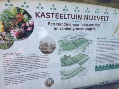 Kasteeltuin Nijevelt Veldhuizen De meern