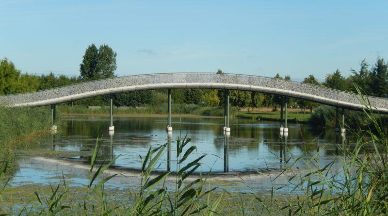 Lelievijverbrug Maximapark LeidscheRijn