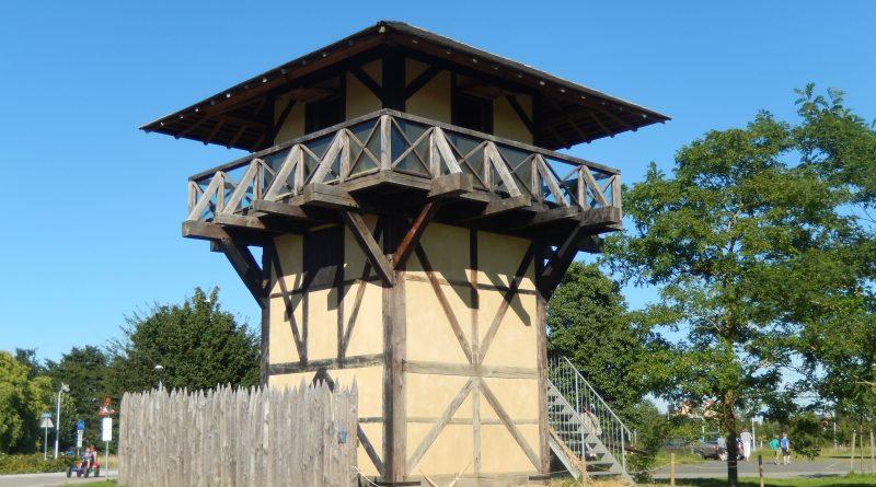 Romeinse Wachttoren Leidsche Rijn