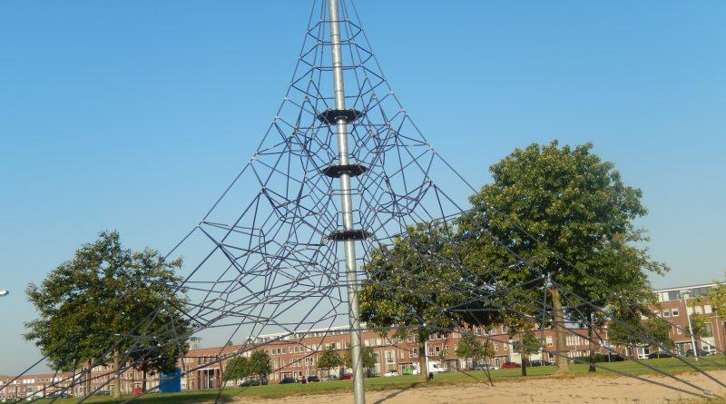 Speeltoestel Amaliapark Leidsche Rijn