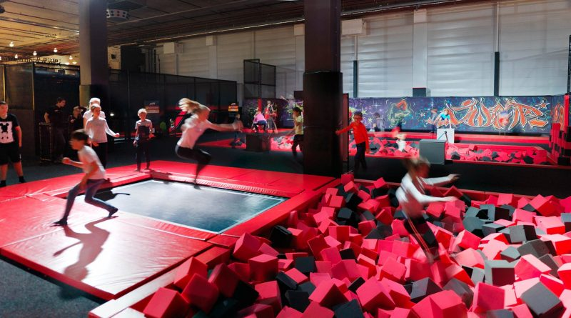 Jump-in Play-in The Wall Leidsche Rijn
