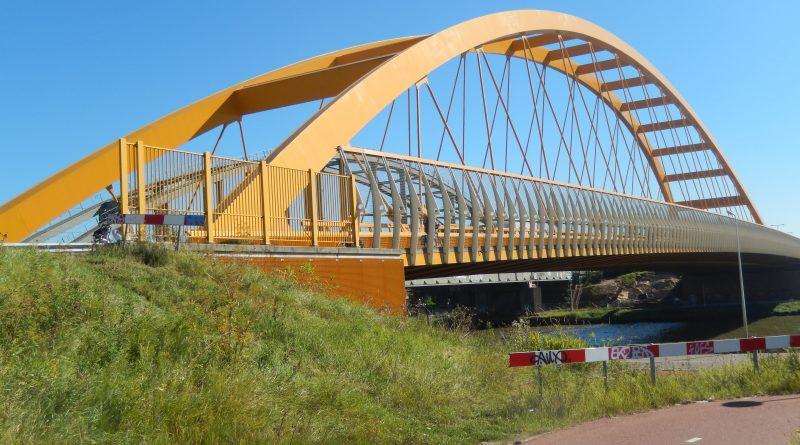 gele brug leidsche rijn