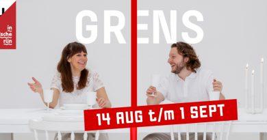 14 aug t/m 1 sept | Grens – het NUT