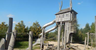 Bosspeeltuin Máximapark Leidsche Rijn