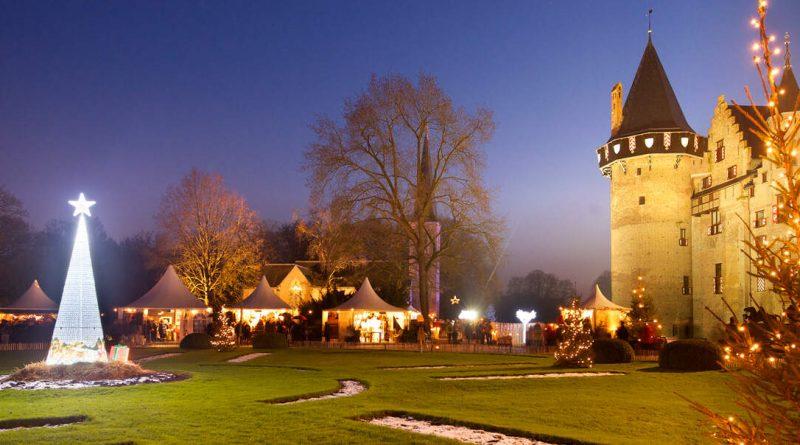 County Christmas Fair Kasteel de Haar