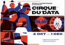 4 okt t/m 1 dec | Cirque du Data