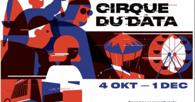 t/m 1 dec | Cirque du Data