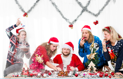 ugly kersttruien Leidsche Rijn