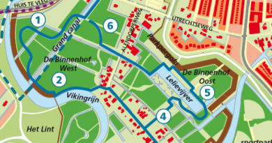 Beelden Park Leidsche Rijn