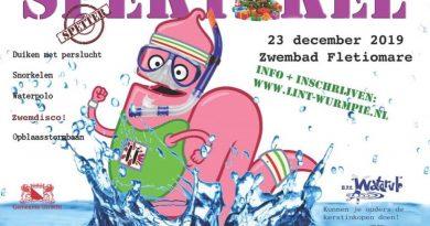 kerst spwetter spektakel Leidsche Rijn