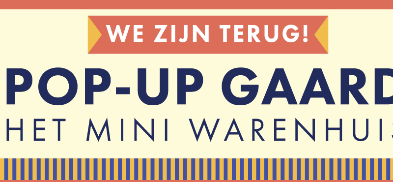 pop up gaard leidsche rijn