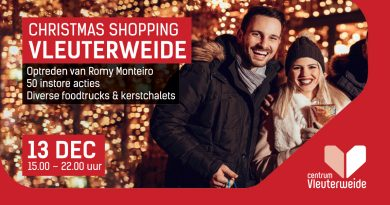 Christmas Shopping Night Vleuterweide