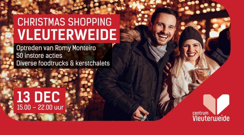 Christmas Shopping Night Vleuterweide