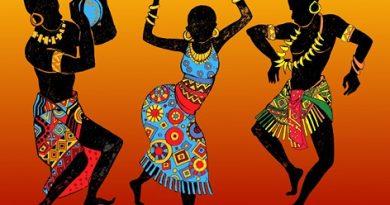 Afrikaanse dans Leidsche Rijn