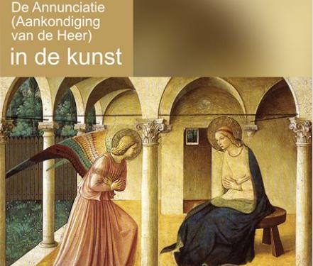 maart lezing annuciatie in de kunst Vleuten