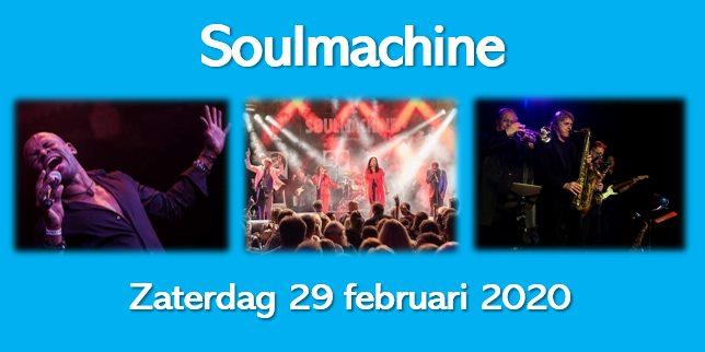 Soulmachine Muziekpodium Azotod