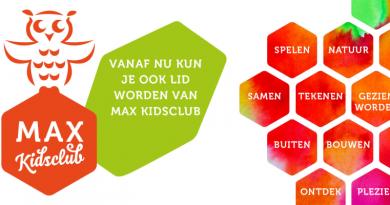 Max kidsclub Maximapark Leidsche Rijn