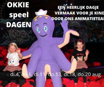 Okkiedagen Kids-in Leidsche Rijn