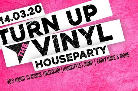 Turn up the Vinyl Azotod