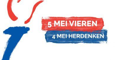 5 mei 2020 vrijheidsfeest Leidsche Rijn