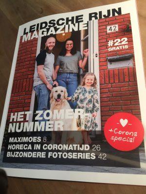 Cover LRmagazine #22