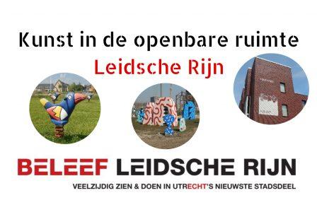Youtube route Kunst Leidsche Rijn