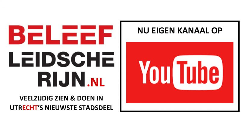 Beleef Leidsche Rijn Youtube kanaal