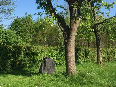 Anonieme monumenten Maximapark Leidsche Rijn