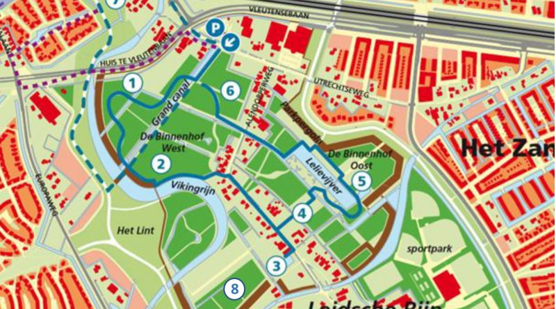 Beelden Park Leidsche Rijn Maximapark