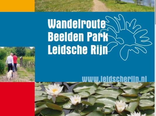 Wandelroute Beelden park Leidsche Rijn