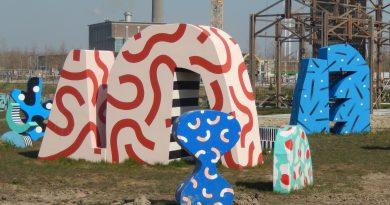 Garden sculptures Leidsche Rijn