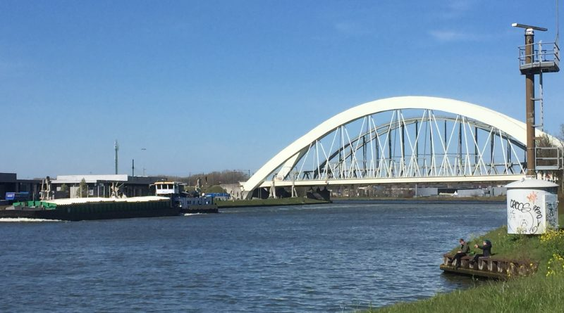 Demkabrug Amsterdam-Rijnkanaal