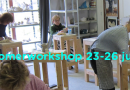 jul & aug | Zomerworkshop Beelden Boetseren