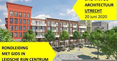 dag van de architectuur 2020 Leidsche Rijn