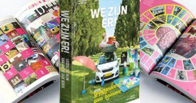 Leidsche Rijn Zomer vakantie doek Boek 2020