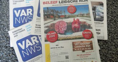 najaar seizoenskrant Beleef Leidsche Rijn 2020