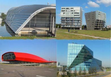 Bijzondere architectuur in LR