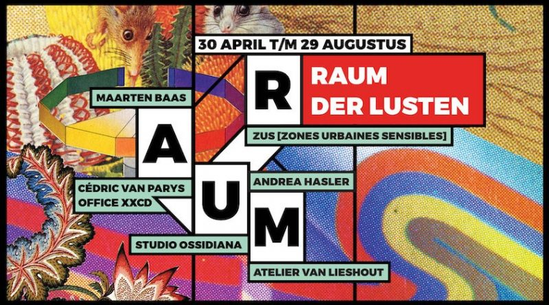 t/m 29 aug | Expo: Raum der Lusten